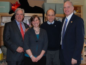 Kat Robinson Grieder, Executive Director with Rep. Madden, Sen. Wolf & Congressman Keating