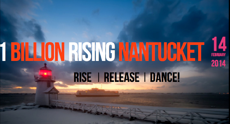 Nantucket Joins One Billion Rising for Justice