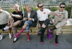 Walk a Mile in Her Shoes, Nantucket!
