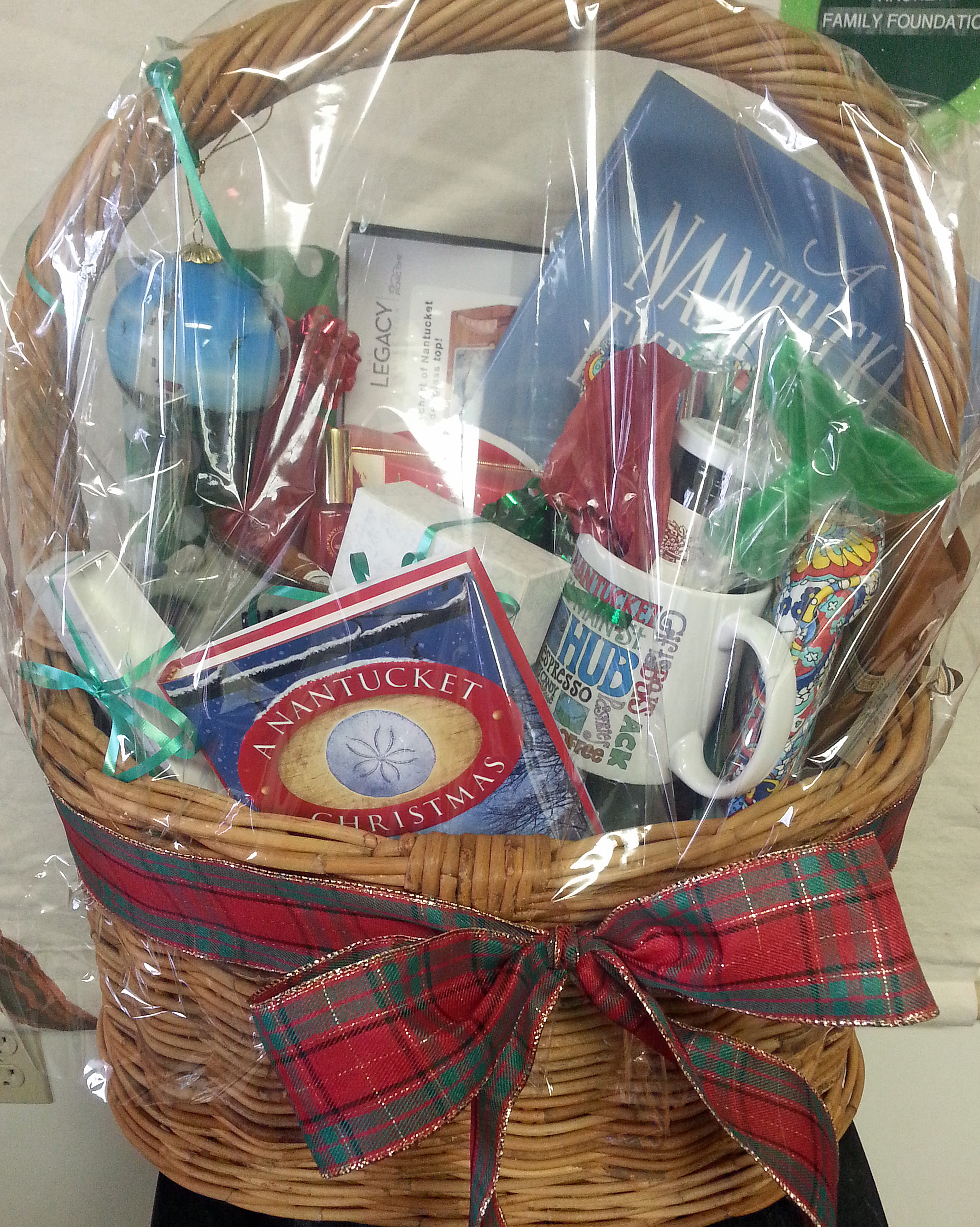 enter our raffle at christmas stroll